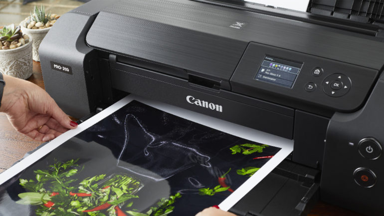 Canon PIXMA PRO-200: nuova stampante fotografica A3+