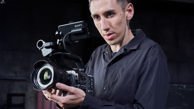Sony FX6: Nuova full-frame professionale
