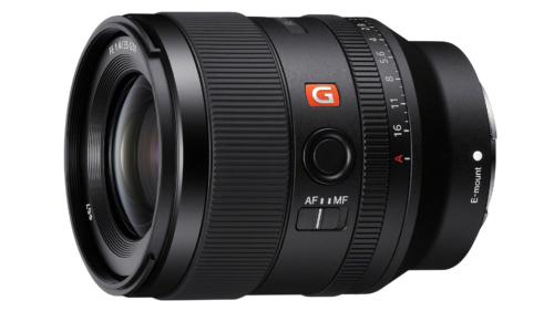 Sony G Master FE 35mm F1.4 GM
