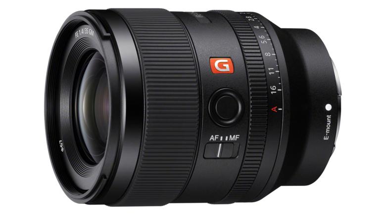 Sony G Masterfull-frame FE 35mm F1.4 GM