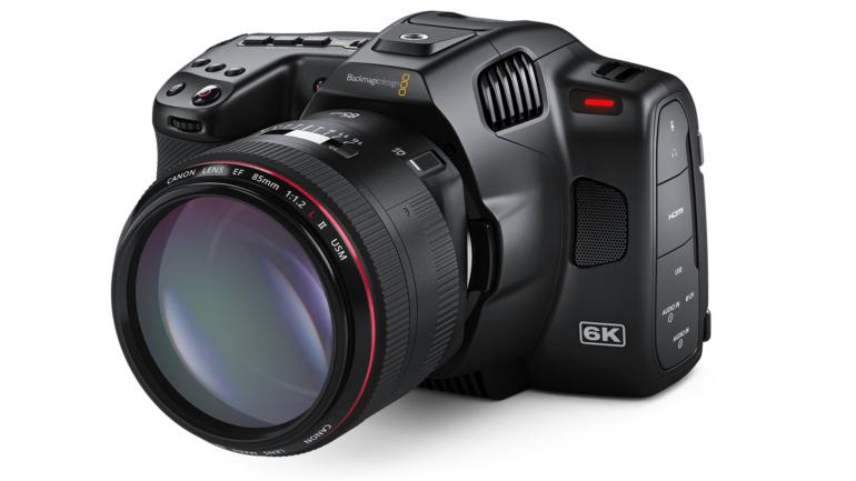 Blackmagic Design presenta Blackmagic Pocket Cinema Camera 6K Pro