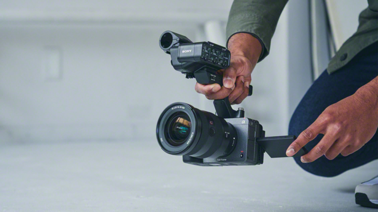 Sony lancia la videocamera full-frame FX3
