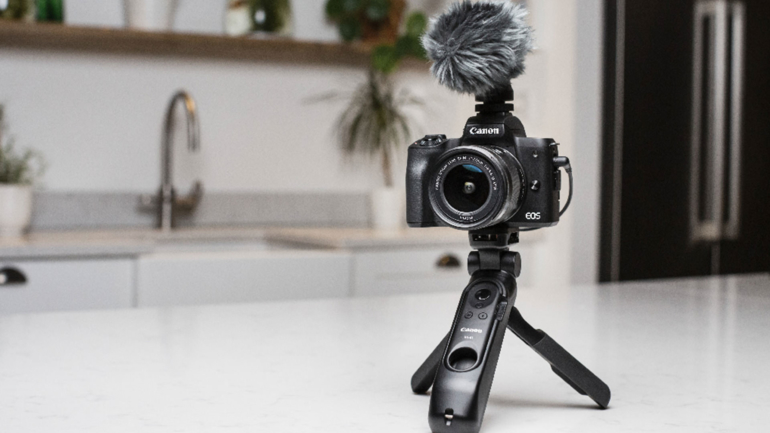 Canon lancia EOS M50 Mark II