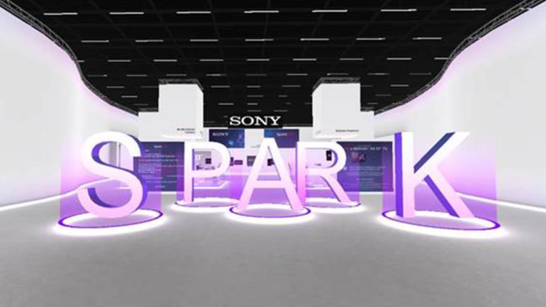 Sony invita i clienti dietro le quinte con un innovativo evento virtuale