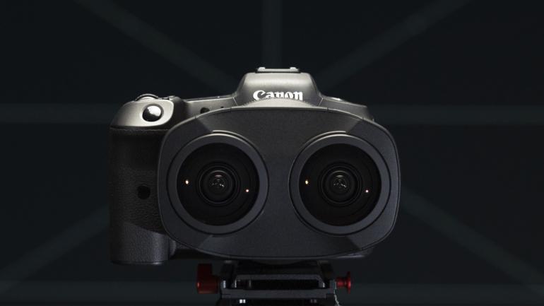 Canon rivoluziona le riprese in formato 180° VR